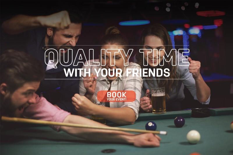 QualityTimeWithFriends