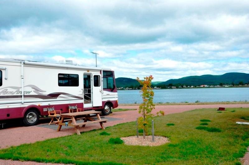 Camping VR de Campbellton